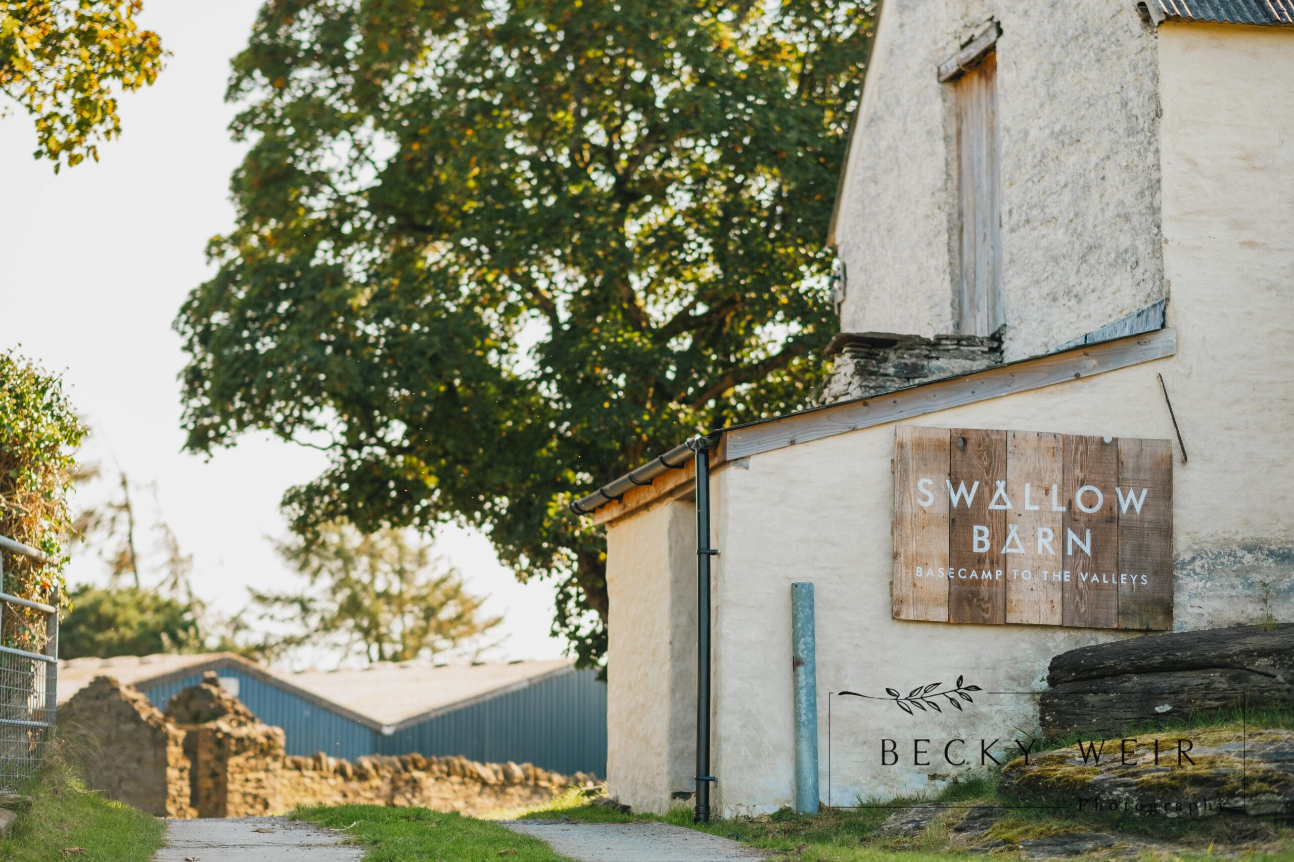 Our Swallow Barn Venue,Berthlwyd Farm Quakers Yard CF46 5BS