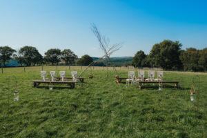 Becky Weir Photography-Ceremony Area Bespoke Barn Weddings