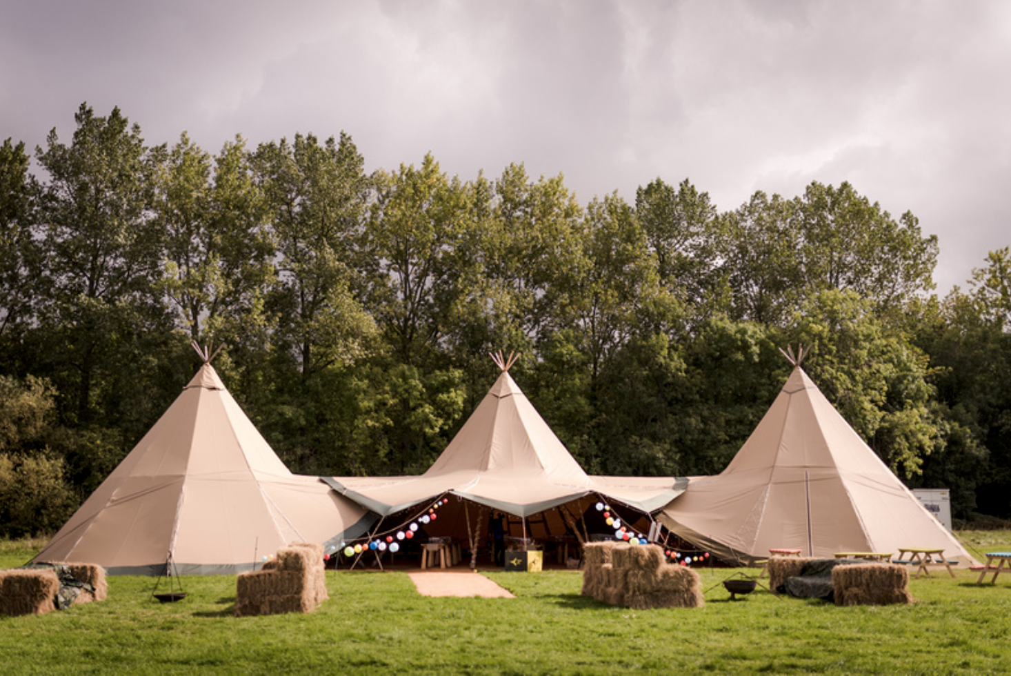 New Tipi Festival Venue Coming to South Wales 2022!