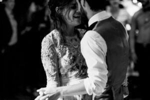 TTWWR Bespoke Barn Weddings dance couple